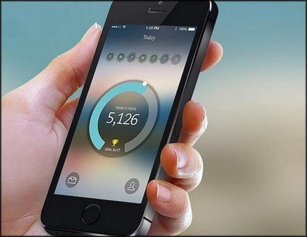 Использование акселерометра в телефоне