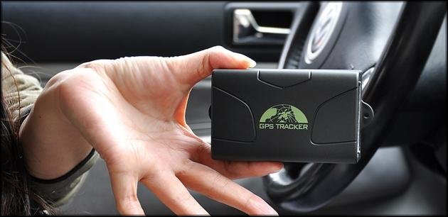 GPS-трекер в салоне