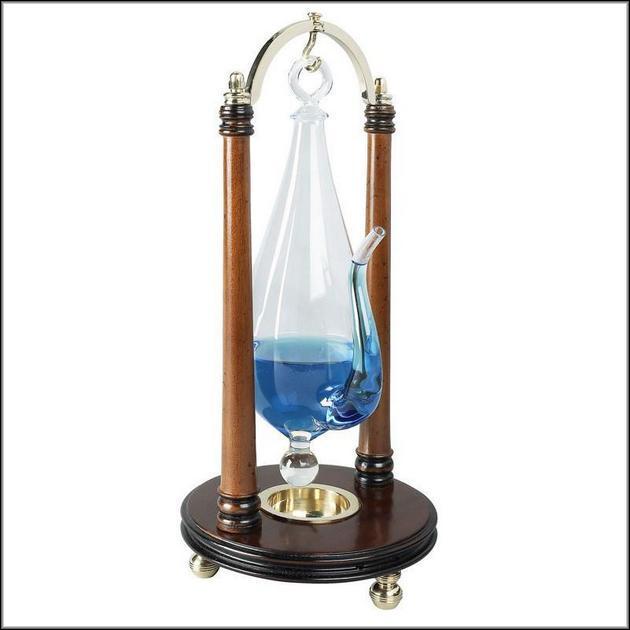 Жидкостной барометр