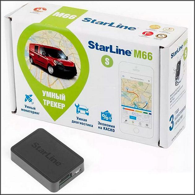 Smartline-M66-S трекер