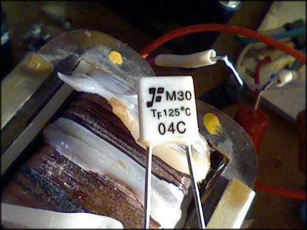 Тепловой резистор
