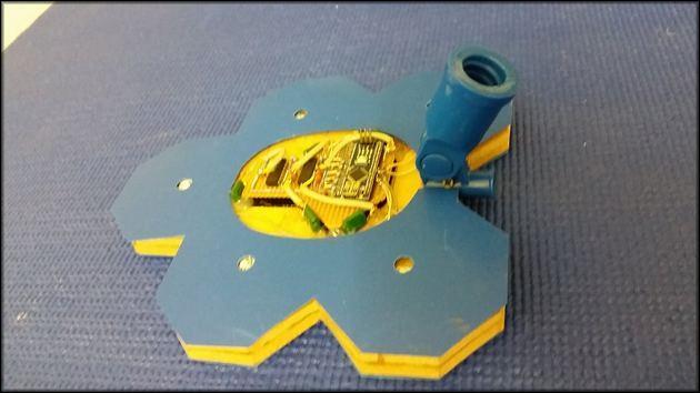 Металлодетектор 5 катушек в корпусе