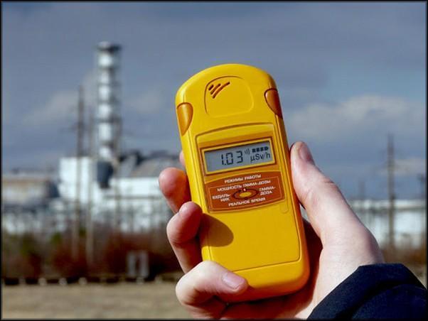Измерение радиации