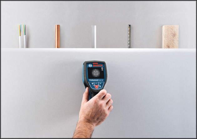 Детектор скрытой проводки Bosch