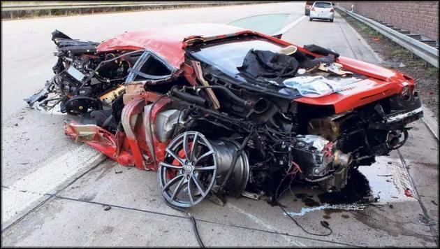 Превышение скорости одна из основных причин аварий