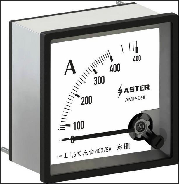 Стрелочный амперметр технический КЛ 1.5