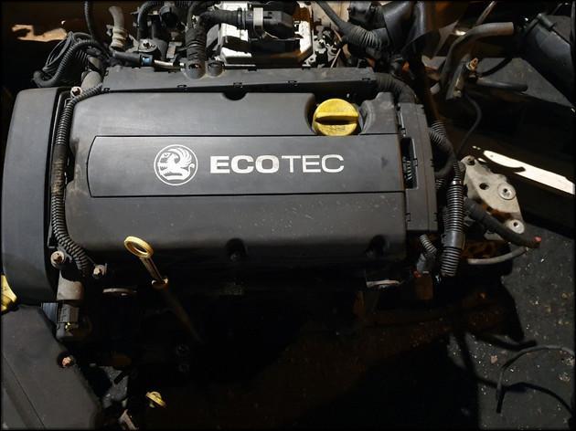 Двигатель Opel Z16XER