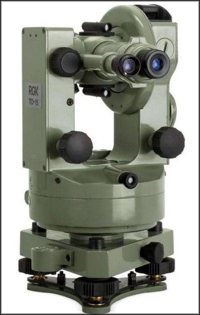 Оптический теодолит