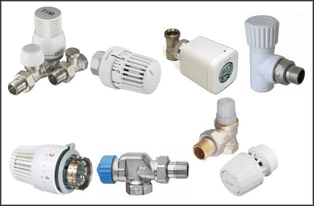 Разнообразие терморегуляторов