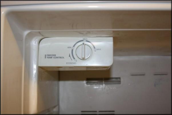 Расположение термостата