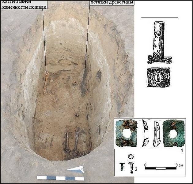 Использование в археологии