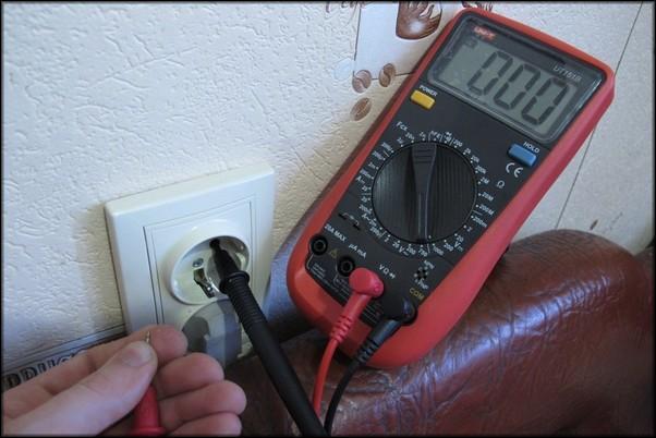 Определение нулевого провода