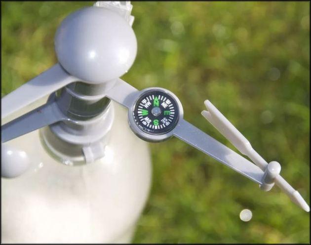 Детская метеостанция с компасом