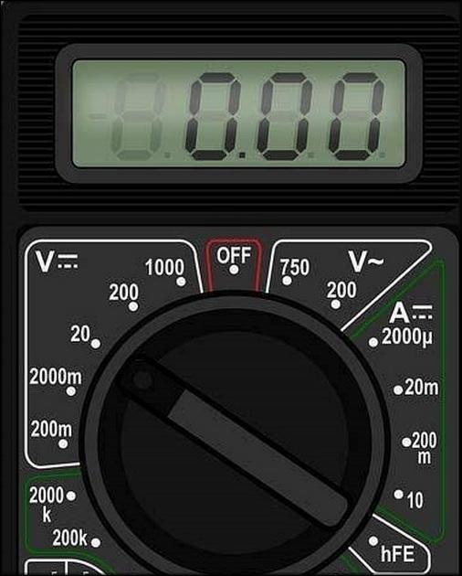 Мультиметр М832 измерение транзисторов