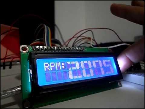 rpm на экране