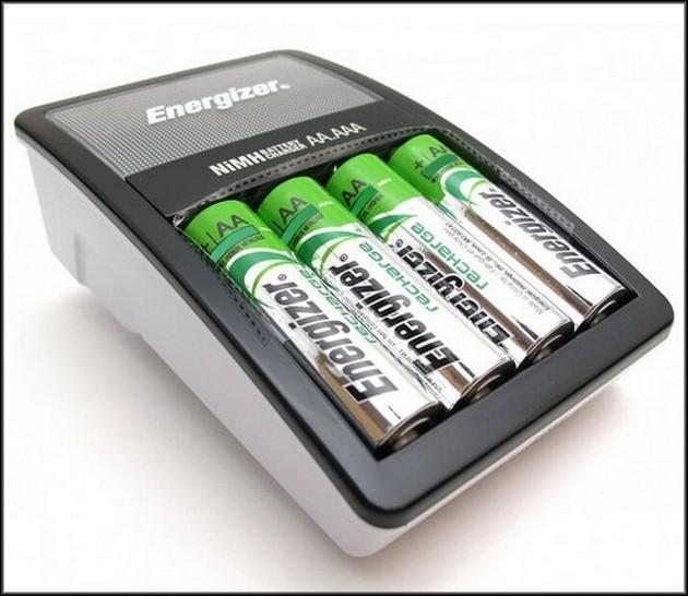 Зарядка батареек