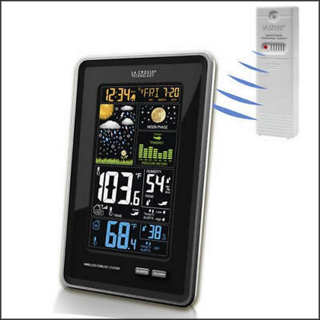 Crosse Technology WS6835