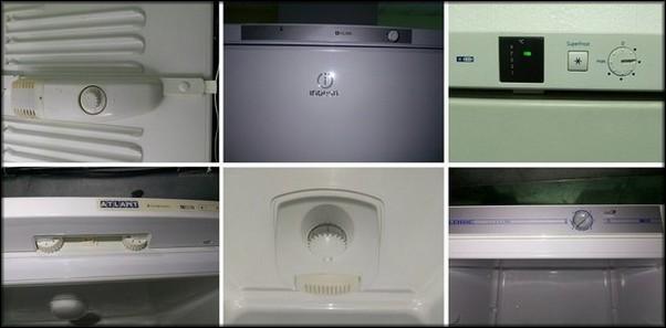 Термостат в современных холодильниках