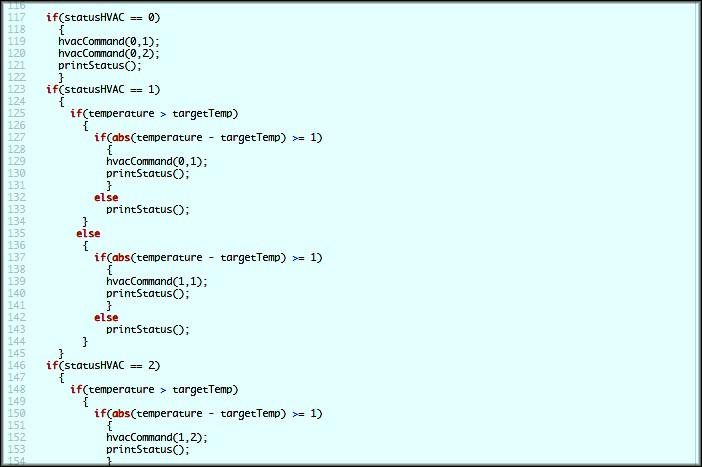Программный код 4