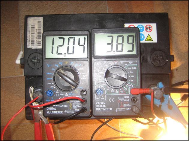 Проверка постоянного тока