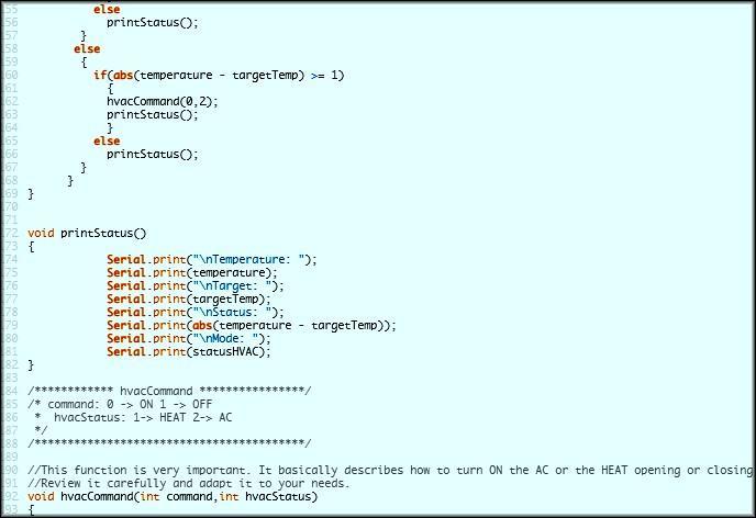 Программный код 5