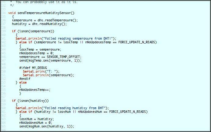 Программный код 7