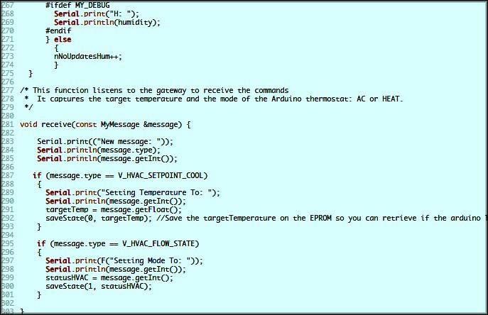 Программный код 8