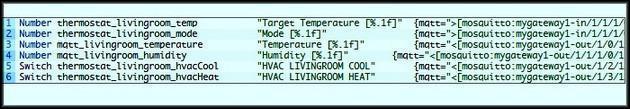 Программный код умный дом