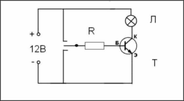 Составной транзистор